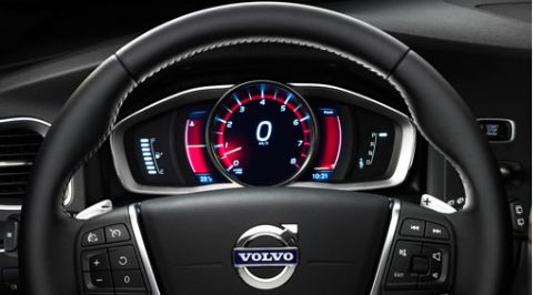 V40 Adaptive Digital Display